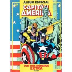 ÁLBUM ESPECIAL CAPITÁN AMÉRICA