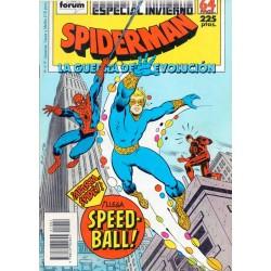 SPIDERMAN ESPECIAL INVIERNO 1988