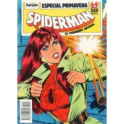 SPIDERMAN ESPECIAL PRIMAVERA 1989