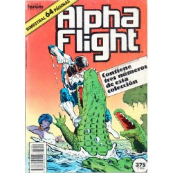 ALPHA FLIGHT RETAPADO