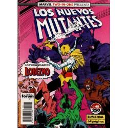 LOS NUEVOS MUTANTES Núm 48
