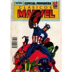 CLÁSICOS MARVEL ESPECIAL PRIMAVERA