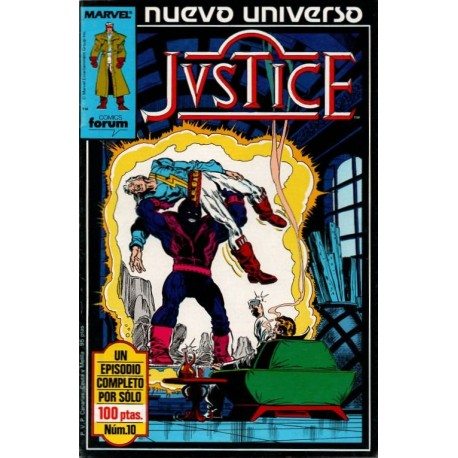 JUSTICE Núm 10