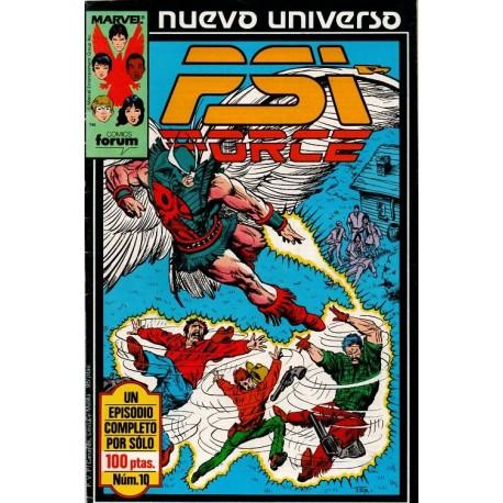 PSI FORCE Núm 10