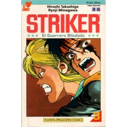 STRIKER Núm 3
