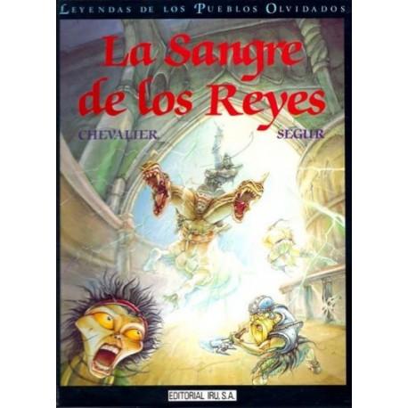LA SANGRE DE LOS REYES