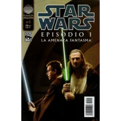 STAR WARS . EPISODIO I. LA AMENAZA FANTASMA Núm 1