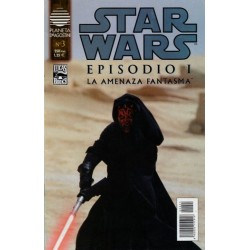 STAR WARS . EPISODIO I. LA AMENAZA FANTASMA Núm 2