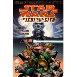 STAR WARS: LOS JEDI CONTRA LOS SITH