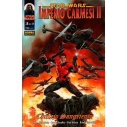 STAR WARS. IMPERIO CARMESÍ II. Núm 3 DE 3 . CONSEJO SANGRIENTO.