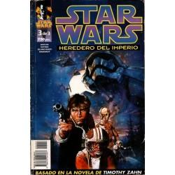 STAR WARS: HEREDERO DEL IMPERIO Num 3