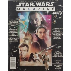 STAR WARS MAGAZINE Núm. 1