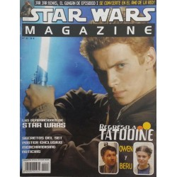 STAR WARS MAGAZINE Núm. 6