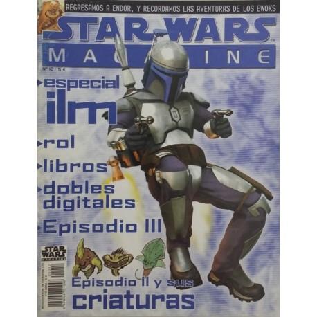 STAR WARS MAGAZINE Núm. 12