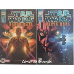 STAR WARS: DARTH MAUL. COMPLETA
