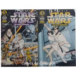 STAR WARS CLASSIC: UNA NUEVA ESPERANZA. Núm 1 Y 2. COMPLETA