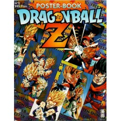 POSTER BOOK DRAGON BALL Z