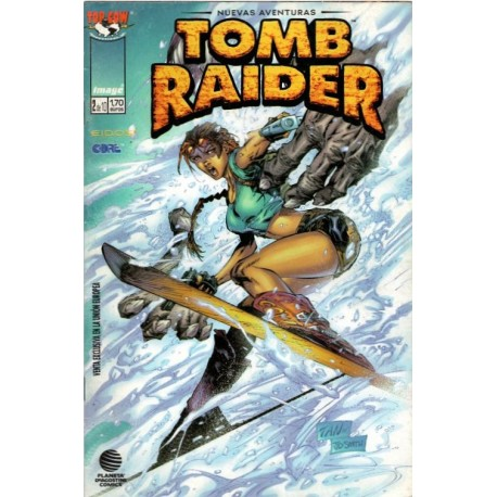 TOMB RAIDER: NUEVAS AVENTURAS Núm. 2