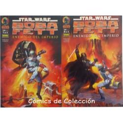 "STAR WARS. BOBA FETT. ""ENEMIGO DEL IMPERIO"". COMPLETA"