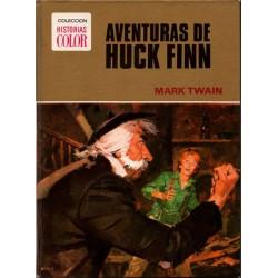 HISTORIAS COLOR: AVENTURAS DE HUCK FINN