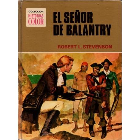 HISTORIAS COLOR: EL SEÑOR BALANTRY
