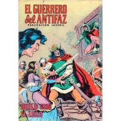 """EL GUERRERO DEL ANTIFAZ Núm. 171. """"DUELO CON EL LOCO"""""""
