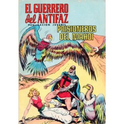 "EL GUERRERO DEL ANTIFAZ Núm. 235 ""PRISIONEROS DEL MAHDI"""