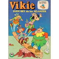 """VIKIE Núm 16 """"SVEN REY DE LOS ATLANTES"""""""