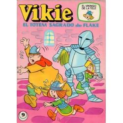 "VIKIE Núm 9 ""EL TOTEM SAGRADO DE FLAKE"""