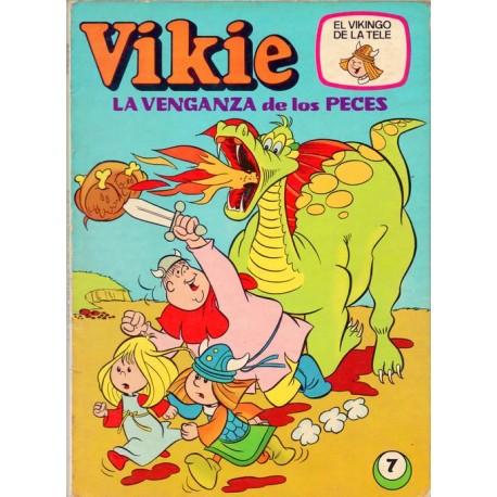 "VIKIE Núm 7 ""LA VENGANZA DE LOS PECES"""