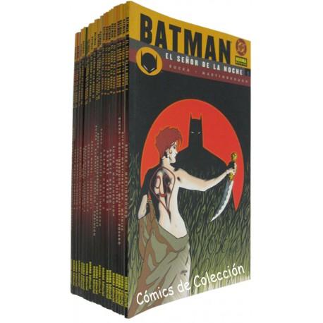 BATMAN: EL SEÑOR DE LA NOCHE. COMPLETA