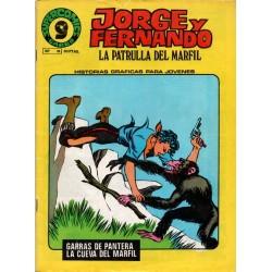 SUPERCÓMICS GARBO Núm 16: JORGE Y FERNANDO