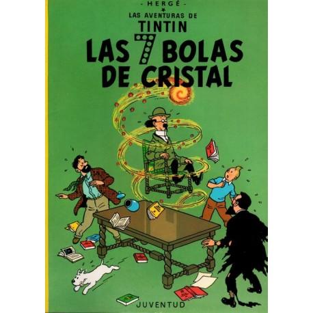 TINTIN: LAS 7 BOLAS DE CRISTAL