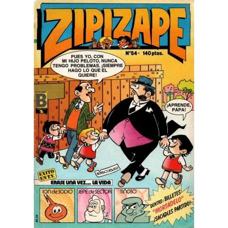 ZIPI Y ZAPE Núm 54
