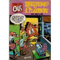 """MORTADELO Y FILEMÓN Núm. 93 """"RISA TODO EL AÑO"""""""