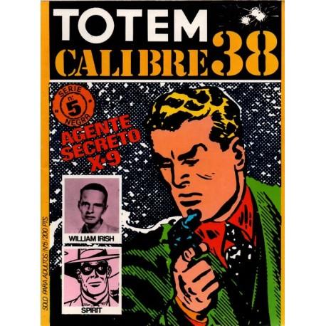 TOTEM CALIBRE 38 Núm. 5
