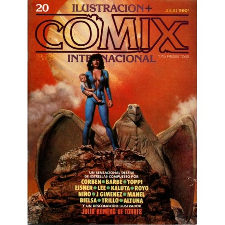 COMIX INTERNACIONAL Núm 20