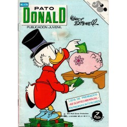 PATO DONALD Núm 176