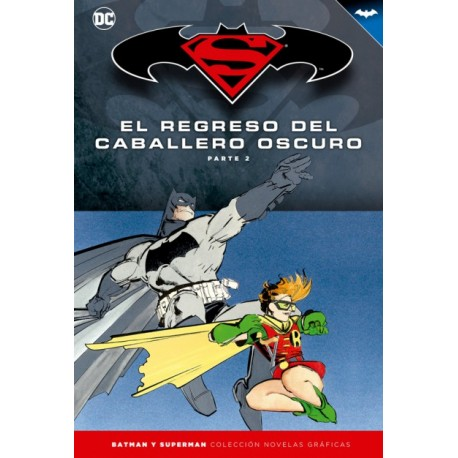 BATMAN Y SUPERMAN Núm. 6