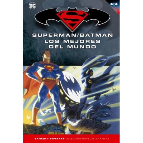 BATMAN Y SUPERMAN Núm. 16