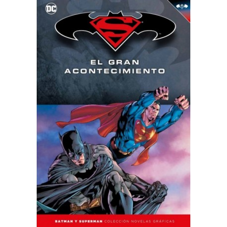 BATMAN Y SUPERMAN Núm. 18