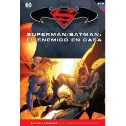 BATMAN Y SUPERMAN Núm. 25