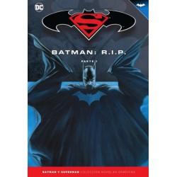 BATMAN Y SUPERMAN Núm. 36