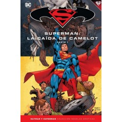 BATMAN Y SUPERMAN Núm. 39