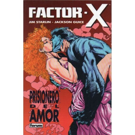 FACTOR X. EXTRA INVIERNO 1989