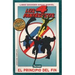 LOS 4 FANTÁSTICOS: EL PRINCIPIO DEL FIN