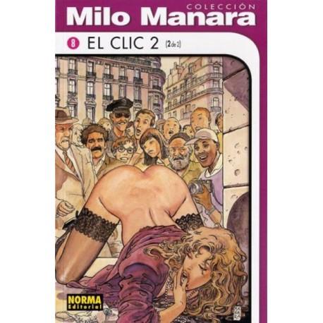 MILO MANARA Núm. 8