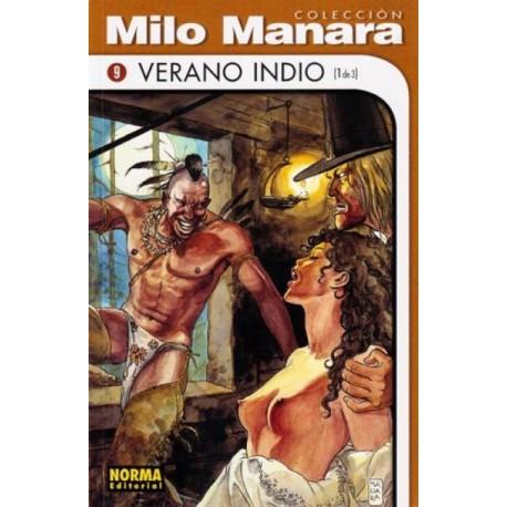 MILO MANARA Núm. 9