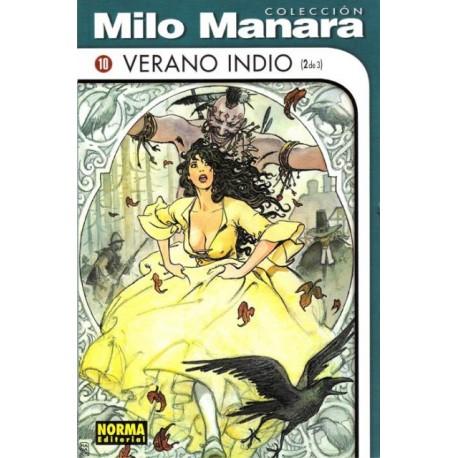 MILO MANARA Núm. 10