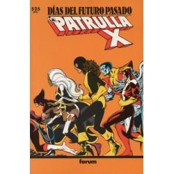 LA PATRULLA-X: DÍAS DEL FUTURO PASADO